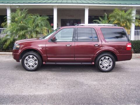 2011 Ford Expedition for sale at Thomas Auto Mart Inc in Dade City FL