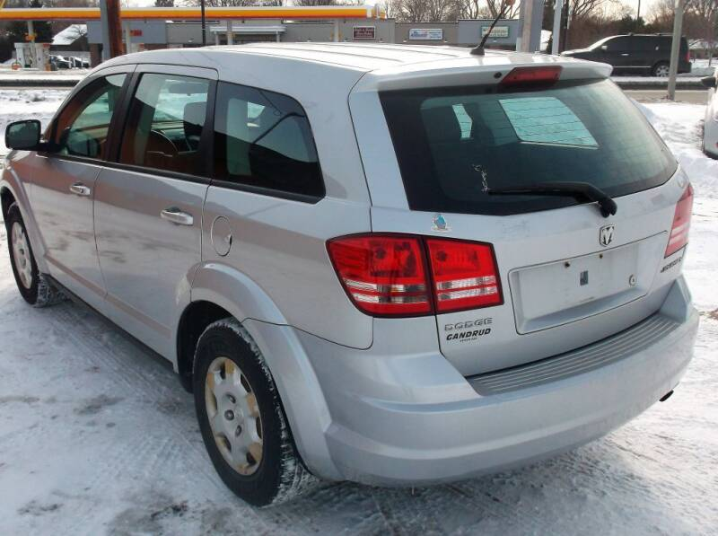 2009 Dodge Journey for sale at We Finance Inc in Green Bay WI