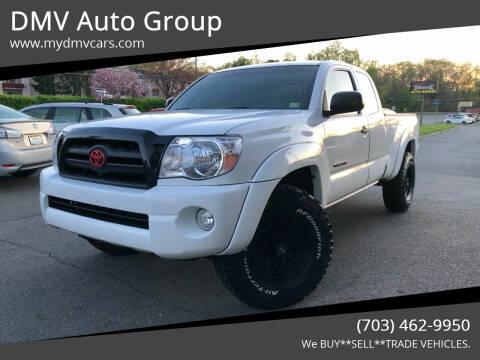 2010 Toyota Tacoma for sale at DMV Auto Group in Falls Church VA