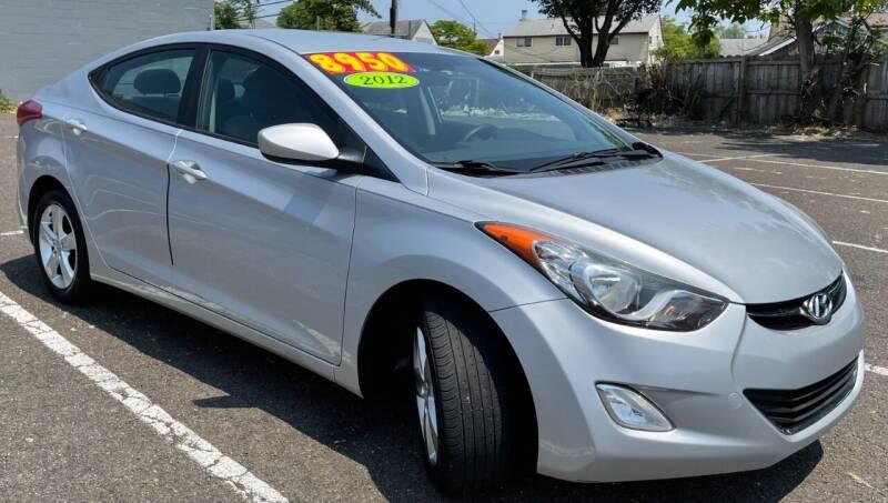 2012 Hyundai Elantra for sale at Blvd Auto Center in Philadelphia PA