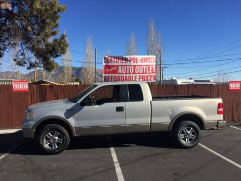 2006 Ford F-150 for sale at Flagstaff Auto Outlet in Flagstaff AZ