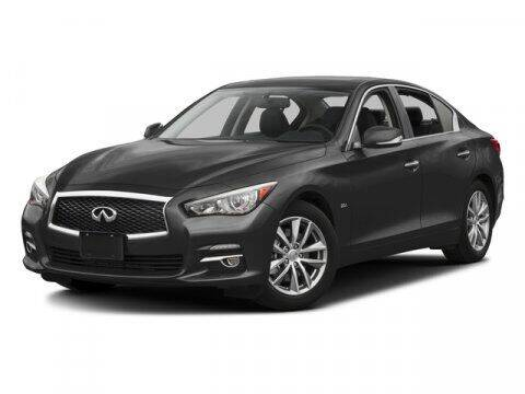 2017 Infiniti Q50 for sale at NYC Motorcars in Freeport NY