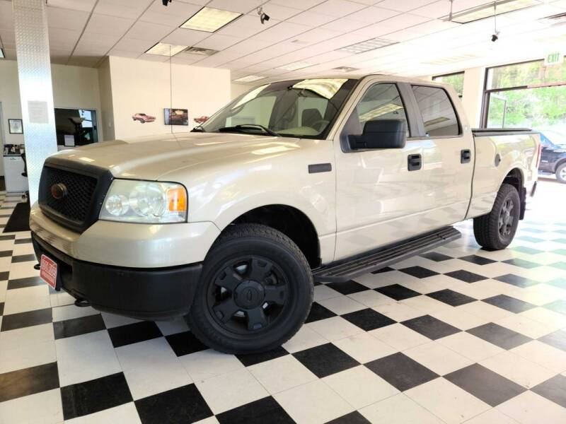 2007 Ford F-150 for sale at Cool Rides of Colorado Springs in Colorado Springs CO