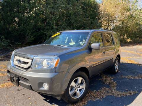 2010 Honda Pilot for sale at Peach Auto Sales in Smyrna GA