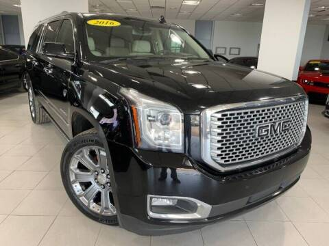 2016 GMC Yukon XL for sale at Cj king of car loans/JJ's Best Auto Sales in Troy MI