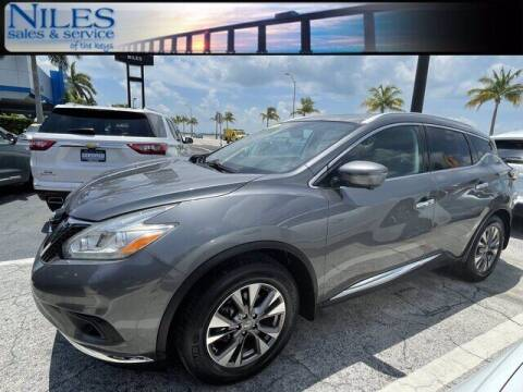 2017 Nissan Murano for sale at Niles Sales and Service in Key West FL