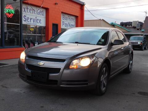 2012 Chevrolet Malibu for sale at INFINITE AUTO LLC in Lakewood CO