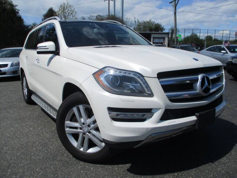 2013 Mercedes-Benz GL-Class for sale at Unlimited Auto Sales Inc. in Mount Sinai NY
