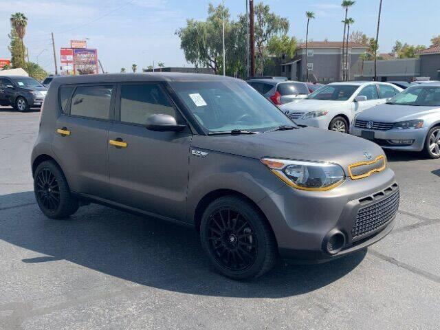 2015 Kia Soul for sale at Brown & Brown Auto Center in Mesa AZ
