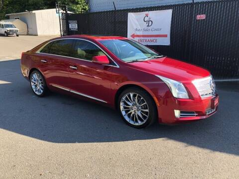 2013 Cadillac XTS for sale at C&D Auto Sales Center in Kent WA