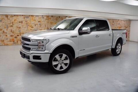 2019 Ford F-150 for sale at Jerry's Buick GMC in Weatherford TX