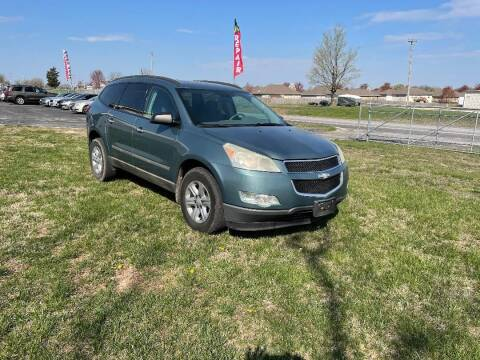 2009 Chevrolet Traverse for sale at Cars Across America in Republic MO