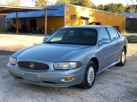 2005 Buick LeSabre for sale at Preferable Auto LLC in Houston TX