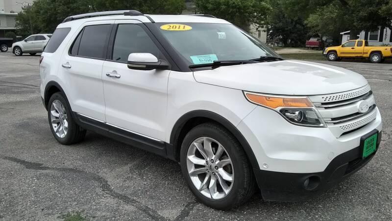 2011 Ford Explorer for sale at Unzen Motors in Milbank SD