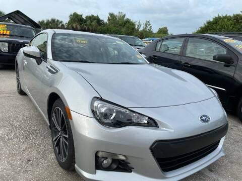 2013 Subaru BRZ for sale at Auto Export Pro Inc. in Orlando FL