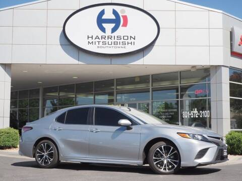 2019 Toyota Camry for sale at Harrison Imports in Sandy UT