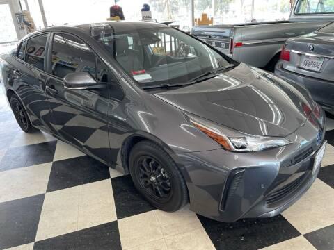 2021 Toyota Prius for sale at Milpas Motors Auto Gallery in Ventura CA