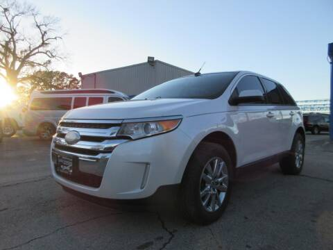 2012 Ford Edge for sale at Quality Investments in Tyler TX