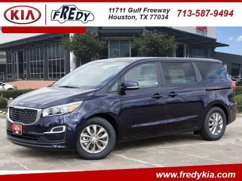 2021 Kia Sedona for sale at FREDY KIA USED CARS in Houston TX