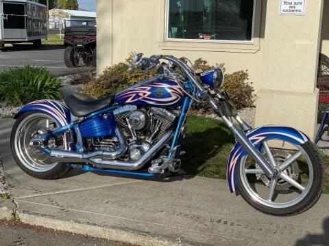 2008 Harley Davidson Rocker Softail Custom for sale at Harper Motorsports-Powersports in Post Falls ID