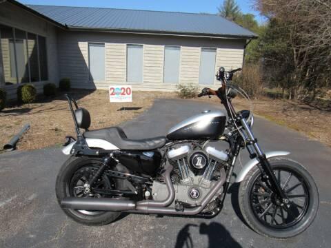 2008 Harley-Davidson Sportster 1200 for sale at Blue Ridge Riders in Granite Falls NC