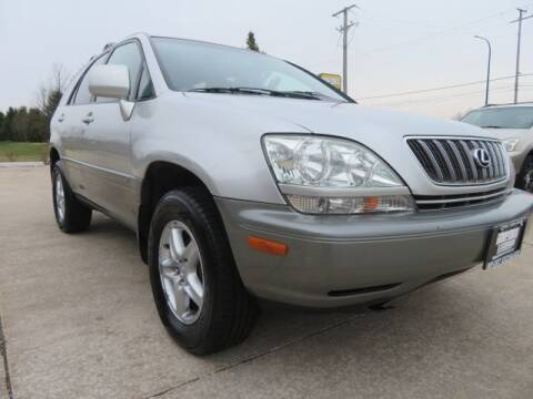 2003 Lexus RX 300 for sale at Import Exchange in Mokena IL