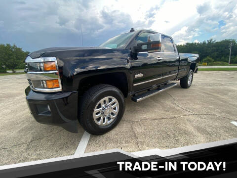 2017 Chevrolet Silverado 3500HD for sale at Priority One Auto Sales - Priority One Diesel Source in Stokesdale NC