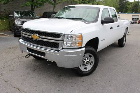 2014 Chevrolet Silverado 2500HD for sale at Five Brothers Auto Sales in Roswell GA