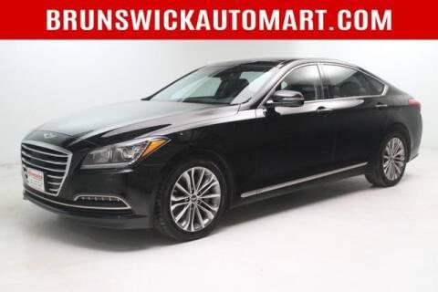 2015 Hyundai Genesis for sale at Brunswick Auto Mart in Brunswick OH