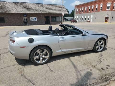 2012 Chevrolet Camaro for sale at Tyser Auto Sales in Dorchester NE