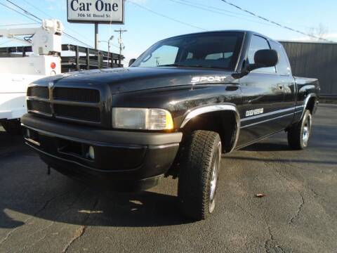1998 Dodge Ram Pickup 1500 for sale at Car One in Murfreesboro TN