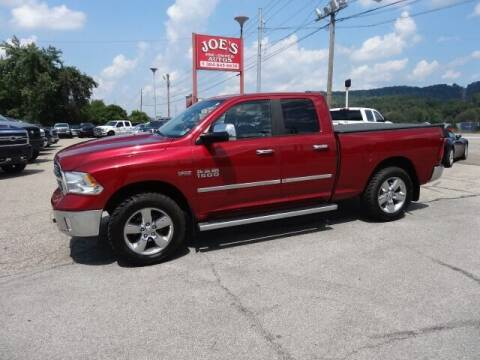 2014 RAM Ram Pickup 1500 for sale at Joe's Preowned Autos in Moundsville WV