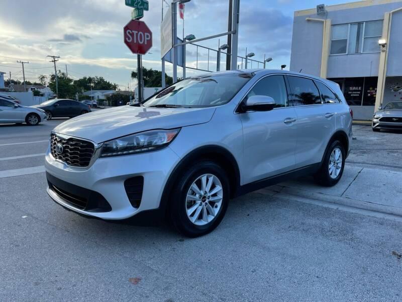 2020 Kia Sorento for sale at Global Auto Sales USA in Miami FL