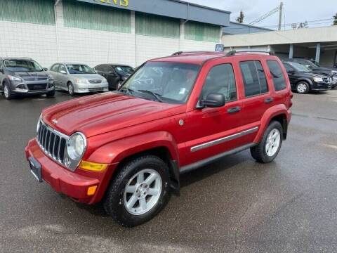 2005 Jeep Liberty for sale at TacomaAutoLoans.com in Lakewood WA