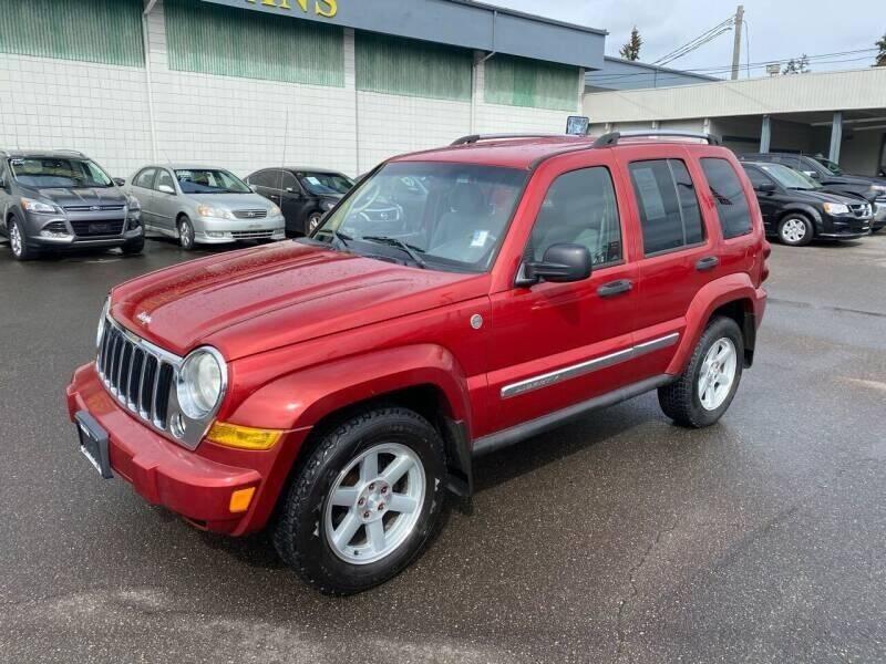 2005 Jeep Liberty for sale at TacomaAutoLoans.com in Lakewood WA