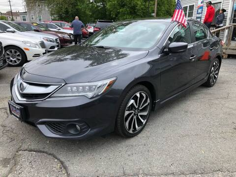2016 Acura ILX for sale at Top Line Import in Haverhill MA