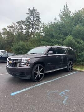 2015 Chevrolet Suburban for sale at JC Motorsports in Egg Harbor City NJ