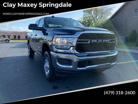 2019 RAM Ram Pickup 2500 for sale at Clay Maxey Springdale in Springdale AR