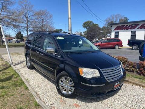 2010 Chrysler Town and Country for sale at Beach Auto Brokers in Norfolk VA