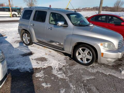 2006 Chevrolet HHR for sale at Kull N Claude in Saint Cloud MN