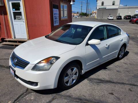 2008 Nissan Altima for sale at Curtis Auto Sales LLC in Orem UT