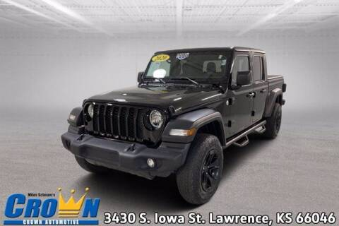 2020 Jeep Gladiator for sale at Crown Automotive of Lawrence Kansas in Lawrence KS