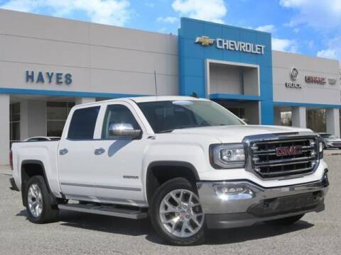 2018 GMC Sierra 1500 for sale at HAYES CHEVROLET Buick GMC Cadillac Inc in Alto GA