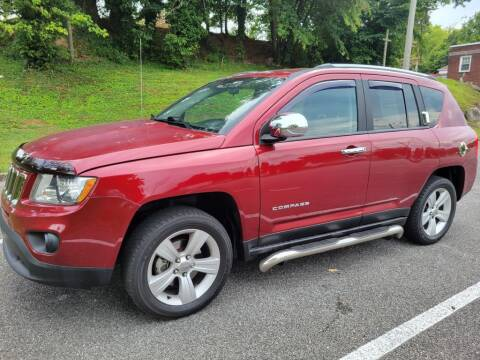 2013 Jeep Compass for sale at Thompson Auto Sales Inc in Knoxville TN