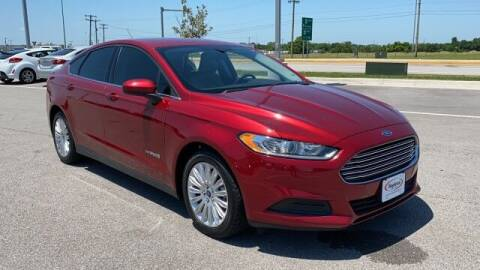 2014 Ford Fusion Hybrid for sale at Napleton Autowerks in Springfield MO