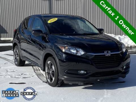 2018 Honda HR-V for sale at Bankruptcy Auto Loans Now - powered by Semaj in Brighton MI