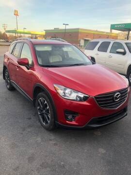 2016 Mazda CX-5 for sale at BRYANT AUTO SALES in Bryant AR