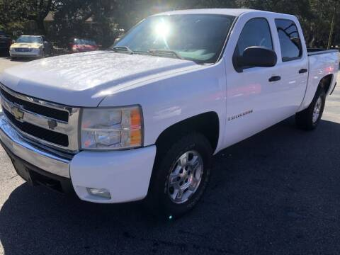 2008 Chevrolet Silverado 1500 for sale at Auto Cars in Murrells Inlet SC