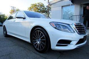 2015 Mercedes-Benz S-Class AWD S 550 4MATIC 4dr Sedan - West Nyack NY