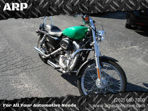 2004 HARLEY DAVIDSON SPORTSTER for sale at ARP in Waukesha WI